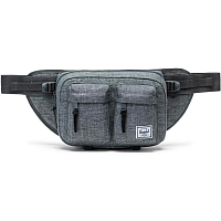 Herschel Eighteen Raven Crosshatch
