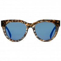 VonZipper QUEENIE QUARTZ TORT GLOSS / BLUE CHROME