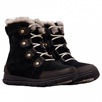 SOREL SOREL EXPLORER JOAN Black, Dark Sto