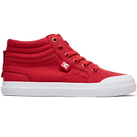 DC EVAN HI TX B SHOE RED