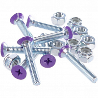 Penny DECK BOLTS PURPLE