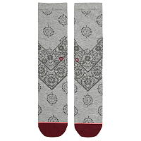 Stance Rodeo Everyday GREY HEATHER