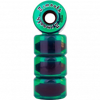 Z-Flex ZFX WHEELS GREEN TRANS