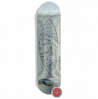 Footwork CARBON TUSHEV FISHEYE SILVER FOIL
