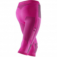 X-Bionic XB Lady Acc_evo UW Pants Medium Pink/Charcoal