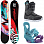 Burton W ALL-MOUNTAIN PACKAGE 3 0