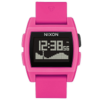 Nixon BASE TIDE Punk Pink Resin