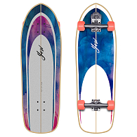 YOW LA SANTA HIGH PERFORMANCE SERIES SURFSKATE 33