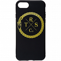 RattleSnake SILICONE IPHONE 7 YELLOW LOGO