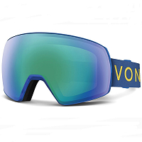 VonZipper SATALLITE Blue Satin / Quasar Chrome