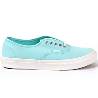 Vans AUTHENTIC SLIM (Brushed Twill) blue light/blanc de blanc