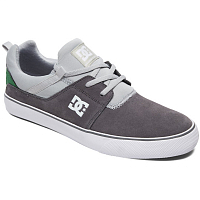 DC HEATHROW VULC M SHOE GREY/GREY/GREEN