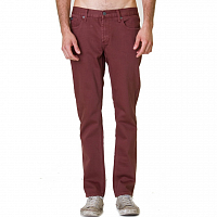 RVCA SPANKY PIGMENT DENIM RED EARTH