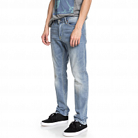 DC Worker Slim SLB M Pant LIGHT INDIGO BLEACH