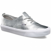 Vans AUTHENTIC DECON LITE (Leather) silver