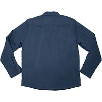 RVCA OFFICERS SHIRT JK FEDERAL BLUE