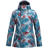 Airblaster POSH PARKA Faded Jungle