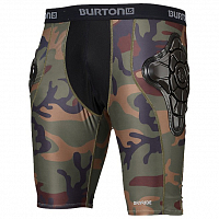 Burton MB TOTAL IMP SHORT HIGHLAND CAMO