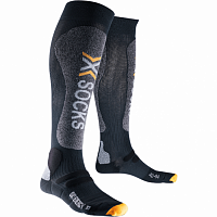 X-Socks SKI Energizer Anthracite/Grey Moulineè