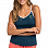 Rip Curl REVIVED RIB TANK BLUE OPAL