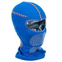 BodyDry MAKALU BALACLAVA Blue/Orange