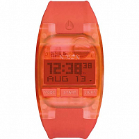 Nixon COMP S ALL BRIGHT CORAL