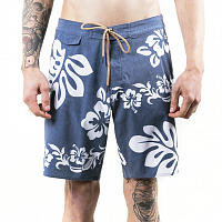 Rusty KONAN ALL DAY BOARDSHORT Navy Blue