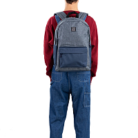 Billabong ALL DAY PACK DARK SLATE HTR