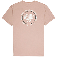 Billabong CRUISER TEE SS PINK HAZE