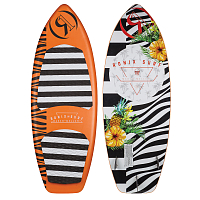Ronix Marsh Mellow Thrasher Orange Pineapple Express