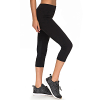 Roxy SPY GAME CAPRI J PANT ANTHRACITE