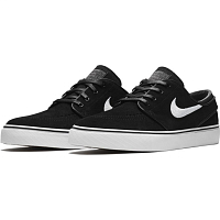 Nike ZOOM STEFAN JANOSKI BLACK/WHITE-THUNDER GREY-GUM LIGHT BROWN