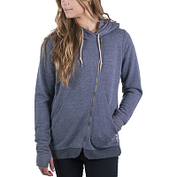 Holden W'S PERFORMANCE HOODIE HEATHER GREY
