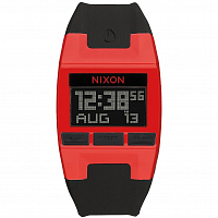 Nixon COMP S RED/BLACK