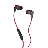 Skullcandy INKD 2.0 w/Mic BLACK/RED