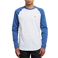 Volcom PEN BSC LS BLUE DRIFT
