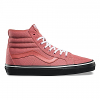 Vans UA SK8-HI REISSUE (Black Outsole) faded rose/black