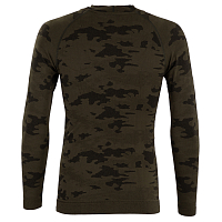 BodyDry MANASLU LONG SLEEVE SHIRT GREEN CAMO