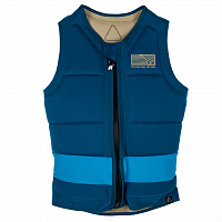 FOLLOW SURF EDITION PRO LADIES JACKET BLUE