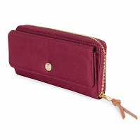 Herschel AVENUE LEATHER RFID Windsor Wine