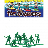 TOY BOARDERS SURF 1 GREEN