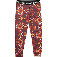 Billabong WARM UP TECH PANT NAVAJO RED