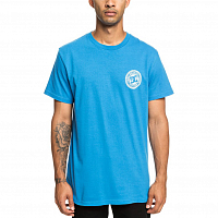DC CIRCLESTRFBSS2  M TEES BRILLIANT BLUE