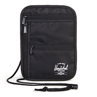 Herschel MONEY POUCH BLACK