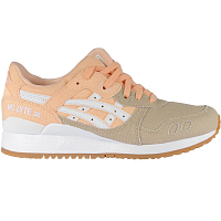 ASICS GEL-LYTE III BLEACHED APRICOT/WHITE