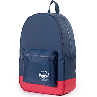 Herschel PACKABLE DAYPACK NAVY/RED
