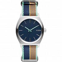 Nixon Time Teller NAVY/NAVY STRIPE