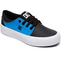 DC TRASE SE B SHOE BLACK/RED/BLUE