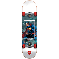 Almost SUPERMAN FIGHT CLUB YTH SOFT WHEELS COMP RED