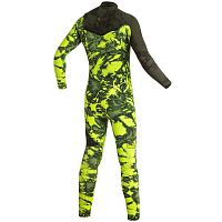 Quiksilver 32HLINZIPLSSBOY B GREEN FLASH